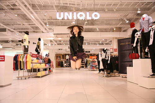 UNIQLO JUMP #160 by uniqlomixer.