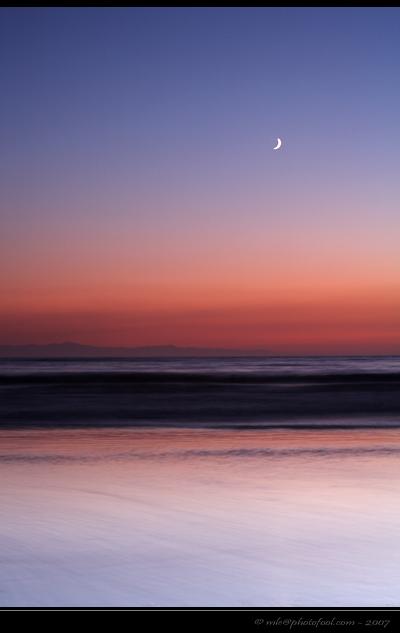 sliver moon ventura california photofool