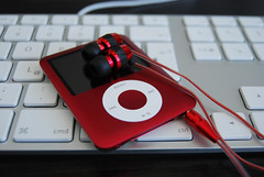 iPod nano PRODUCT Red by pujanshadlau