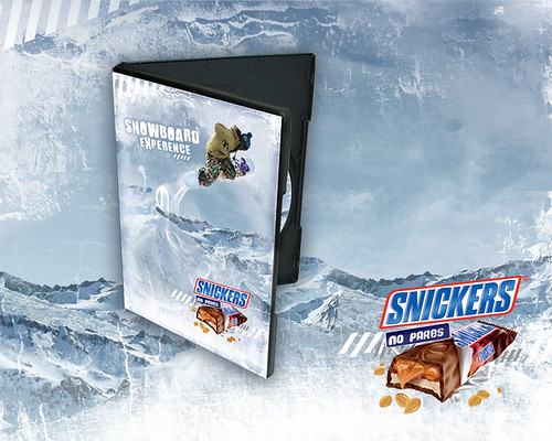 Snowboard Experience - Snickers - 361ş - 2007