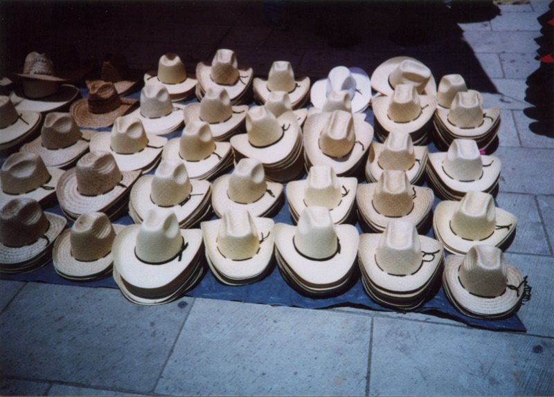 Hats in the Market