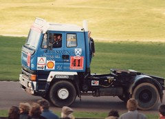 Leyland T45 Roadtrain. (Wally Llama) Tags: trucks donington