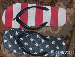 My new flip-flops