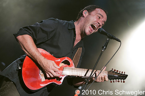Dave Matthews Band - 06-23-10 - DTE Energy Music Theatre, Clarkston, MI