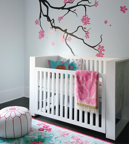 nursery style at home