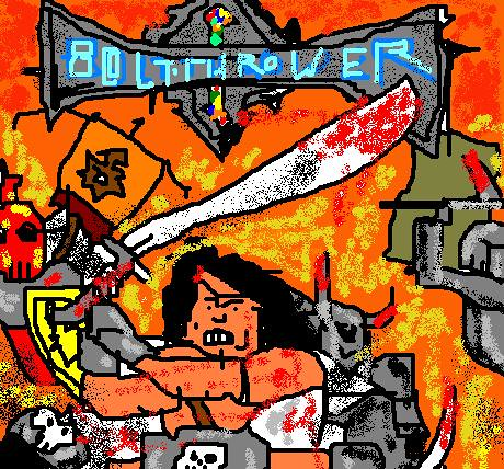 Metal album covers in MS Paint 5100133570_e34a56cfae