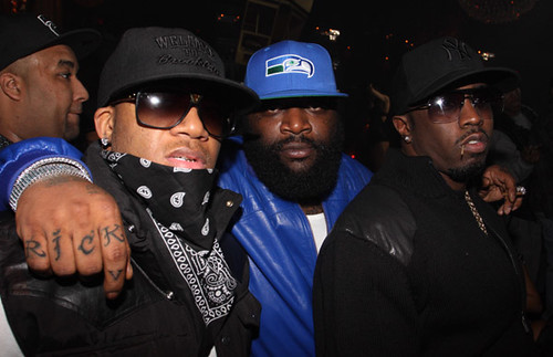 missinfo.tv » new music: bugatti boyz (diddy & rick ross) feat
