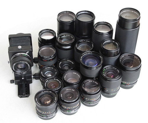 Contax/Yashica lenses - Camera-wiki org - The free camera