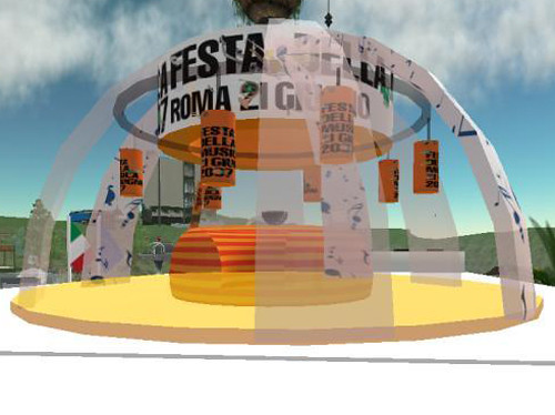 Festa della Musica su Second Life