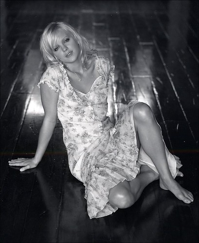 Sexy picture of Anna Faris House Bunny star