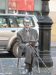 BCN-Living Sculptures (JosLpezPonce) Tags: barcelona spain lasramblas performances livingsculptures