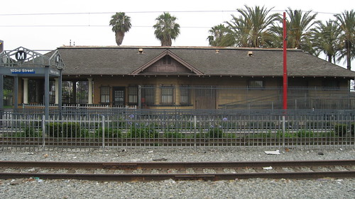 Watts Station