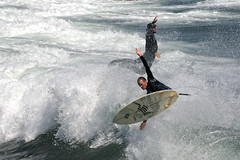 surfin California (williwieberg) Tags: california santacruz bigsur explore d200 hwy1 surfin pacificcoasthighway 70200mmf28gvr californiastateroute1 findingemo cabrillohighway