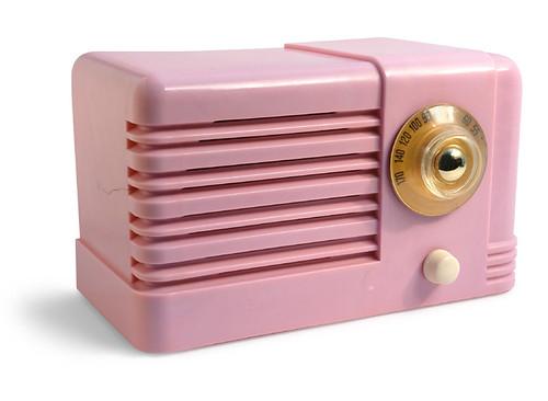 RCA Victor Radio model BRX 151, 1930s / 1950s por galessa's plastics.