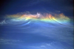 Partial rainbow in the clouds (walla2chick) Tags: sky usa clouds washington vineyard rainbow washingtonstate coolest sundog wallawalla cirrus summersolstice naturesfinest blueribbonwinner impressedbeauty wowiekazowie goldstaraward