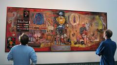 documenta 12 | Juan Davila / The Lamentation: A Votive Painting | 1991 | documenta-Halle