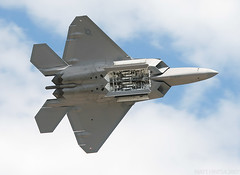 F-22 Raptor - by matt.hintsa