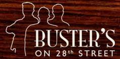 Buster's Logo