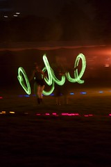 fire dancers 2 (Graham Ballantyne) Tags: canada vancouver bc illuminares lantern lanternfestival eastvancouver troutlakepark publicdreams canoneos30d canonefs1785mmf456isusm illuminares2007