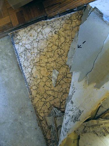 1960s flooring