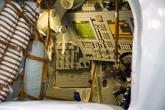 Soyuz-Cockpit-2 (DaveMosher) Tags: space nasa shuttle