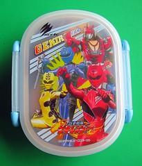 Geki Ranger bento box