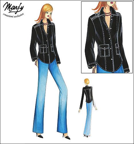 Marfy Tunic