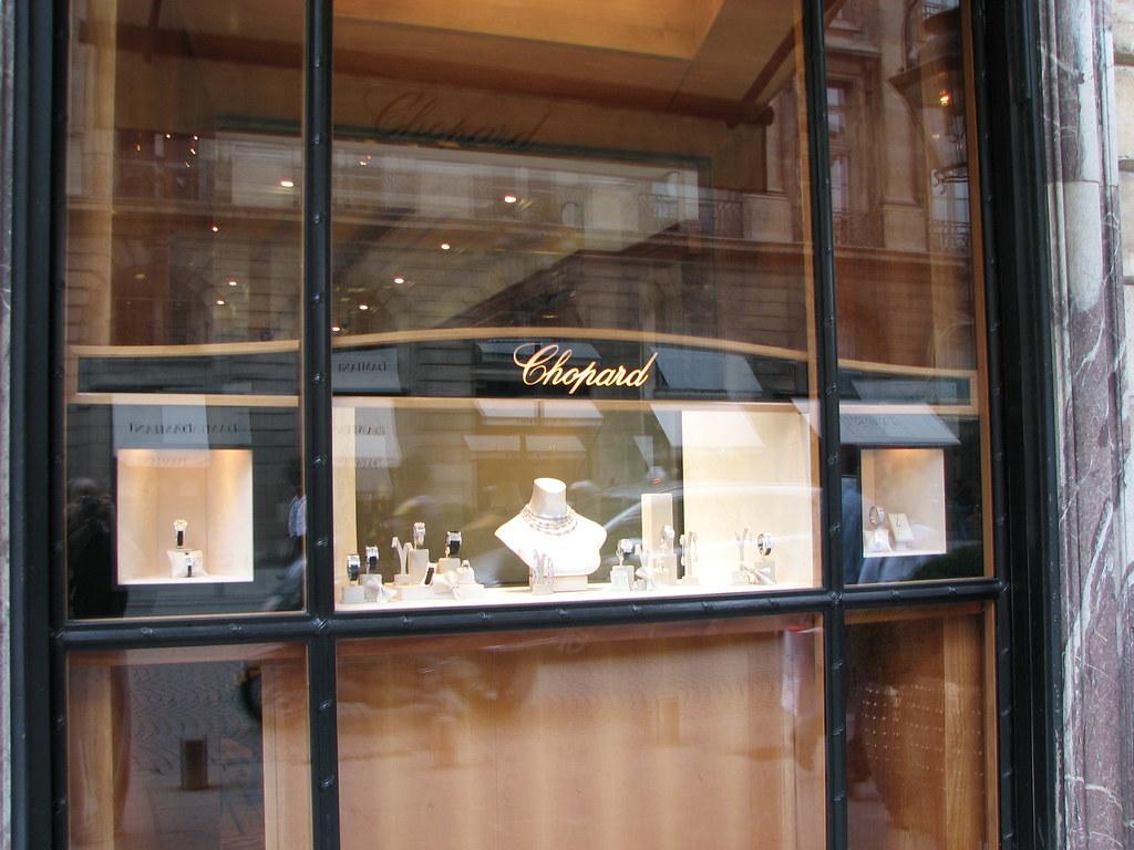 Chopard Jewelers, Paris