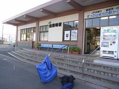 出雲崎駅 (2)