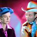 Dale Evans, Roy Rogers TV Shot