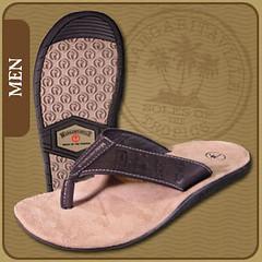 tiki king sandals