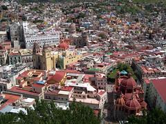 Panorama de Guanajuato