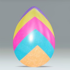 Post It Egg