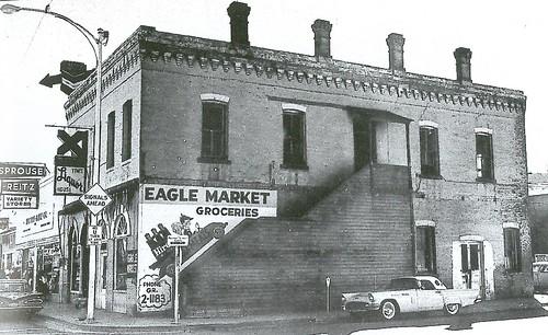 Eagle Market, 1950s