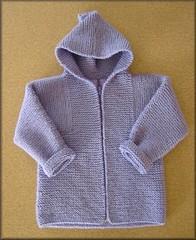 Ravelry: Tomten Jacket - Child pattern by Elizabeth Zimmermann