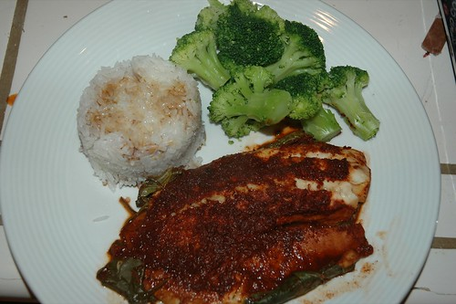 Chile Lime Tilapia