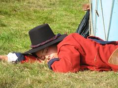 Red coat Silent drum (topcat_angel) Tags: portrait music infantry soldier 17thcentury buckinghamshire battle histoire drummer cavalier fairfax nationaltrust reenactment historia newmodelarmy drill skirmish cliveden geschichte roundhead geschiedenis storia  bridie  sealedknot reconstitution ecws  eventplan englishcivilwarsociety livinghistorydisplay blastsfromthepast2007 t2soon englishcivilwar1642to1651 tomorrowtodayyesterdayhistory topcatangeltopcatangelbridie