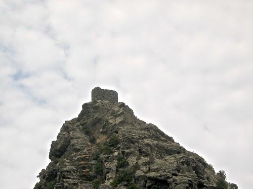 Tour de Sénèque dans le Cap Corse