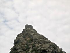 La Tour de Sénèque dominant toute la commune de Luri