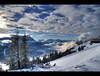 HDR-Neujahr (mcPhotoArts™) Tags: schnee trees sky sun snow mountains clouds germany landscape bayern deutschland bavaria himmel wolken best berge landschaft sonne bäume hdr neujahr rahmen tal zugspitze geotagging pictureoftheweek flickrs skispringen supershot flickrsbest bej abigfave canoneos400d platinumphoto anawesomeshot aplusphoto diamondclassphotographer amazingamateur newacademy sigma1770mm2845dcmacro goldstaraward multimegashot vosplusbellesphotos ©bumblebeephotografix ubej naturescreations hdrausderhand garmischpartenkirchenwank cloudsandtreesaspictureoftheweek2009 goldendiamondblog