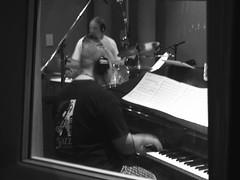 Jeff Phillips with Ed Metz, Jr.