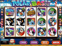 Polar Bash Flash Video Slot