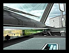 10-Second Timer 5 (Paul B0udreau) Tags: abstract reflection truck mirror niagara stcatharines windshield picnik purolator 10secondtimer