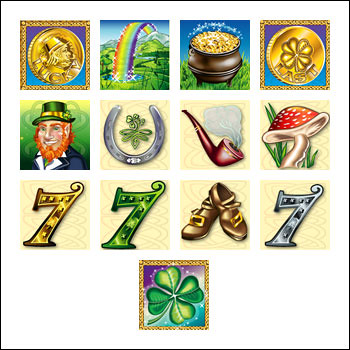 free Lucky Last slot game symbols