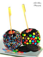Candy Apples (PhotoGrapherQ80 KWS) Tags: food apple pie candy sweet crepe yumy adel abdeen firemanq80