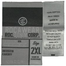 Rocawear label
