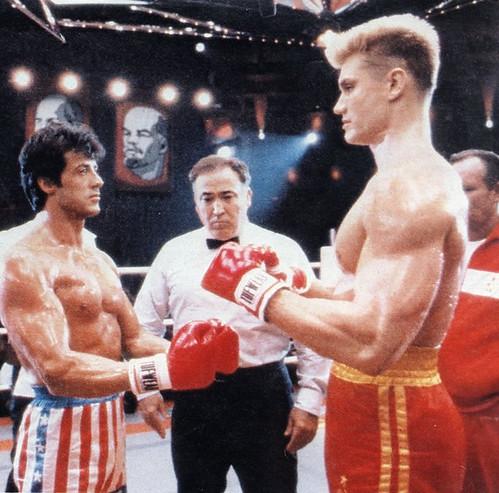 25年前的老片新看–Rocky 4