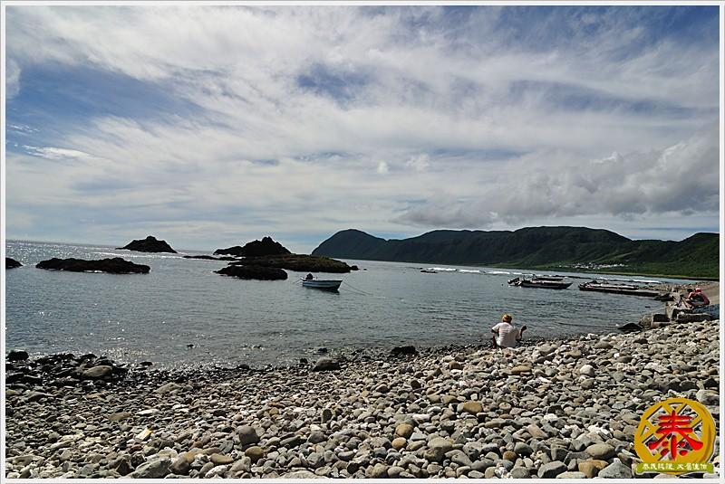 蘭嶼day2-02-早餐後的東清海邊 (2)
