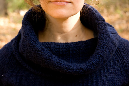 Moorehouse Cowl Collar