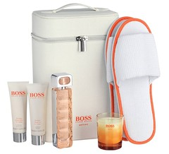 boss orange spa set